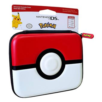 Nintendo DS Universal Console Case - Pokeball Edition
