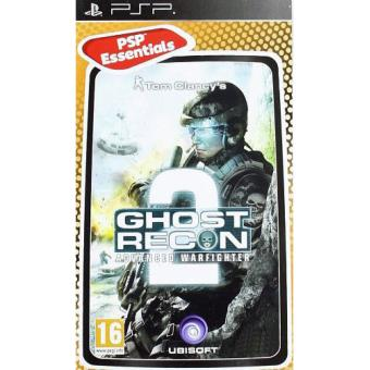 Tom Clancy's Ghost Recon Advanced Warfighter 2 Essentials PSP