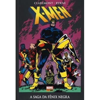X-Men - A Saga da Fênix Negra Vol 1