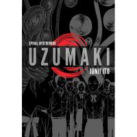 Uzumaki 3-in-1 - Books 1, 2 and 3