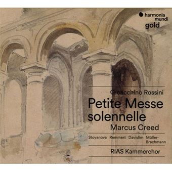 Rossini: Petite Messe solennelle - CD