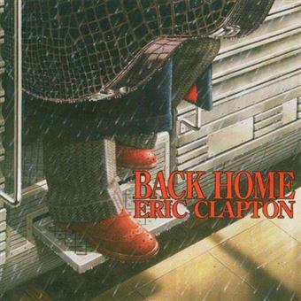 Back Home - CD