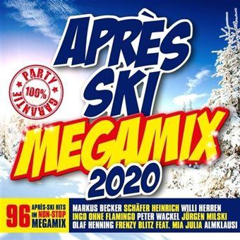 Apres Ski Megamix 2020 - 2CD