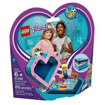 LEGO Friends 41356 A Caixa-Coração da Stephanie