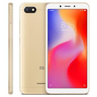 Smartphone Xiaomi Redmi 6A - 16GB - Gold