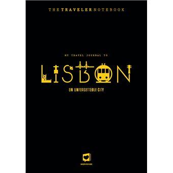 The Traveler Notebook: Lisboa