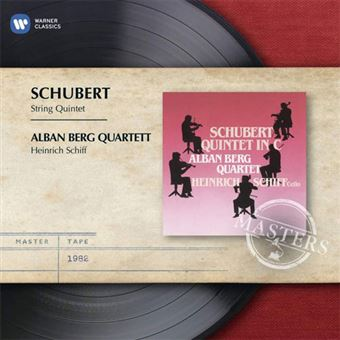 Schubert: String Quintet in C major D956 - CD