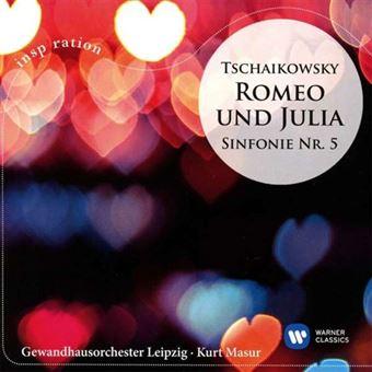 Tchaikovsky: Romeo & Juliet - CD