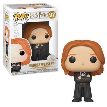 Funko Pop! Harry Potter: George Weasley - Yule - 97