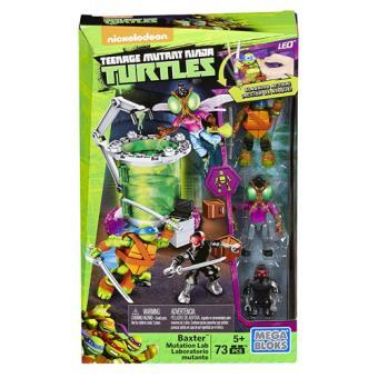 Mega Bloks Tartarugas Ninja Camara De Mutacao Outros Jogos De