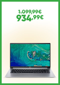 Portátil Acer Swift 5