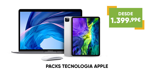 Packs FNAC Apple