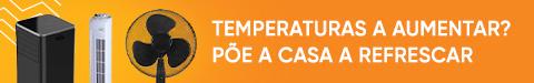 Ar condicionados e Ventiladores