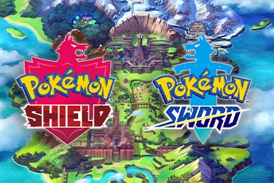 pokemon sword + shield