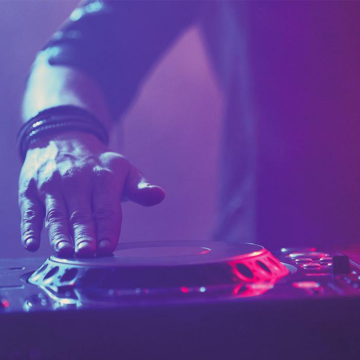 Equipamento DJ e Karaoke