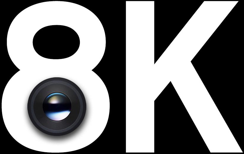 O vídeo 8K revoluciona a forma como capta fotos e vídeos