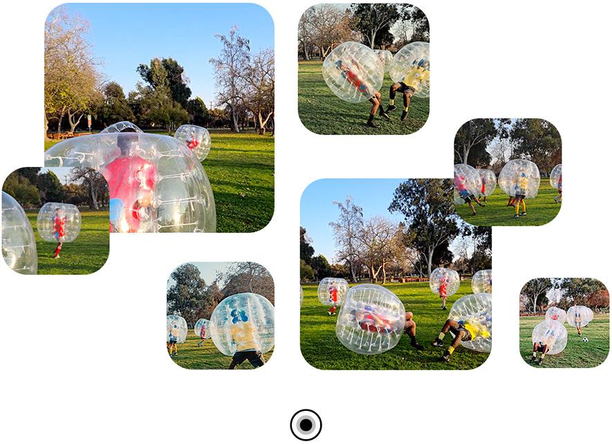 Uma forma totalmente nova de tirar uma foto e captar vários formatos