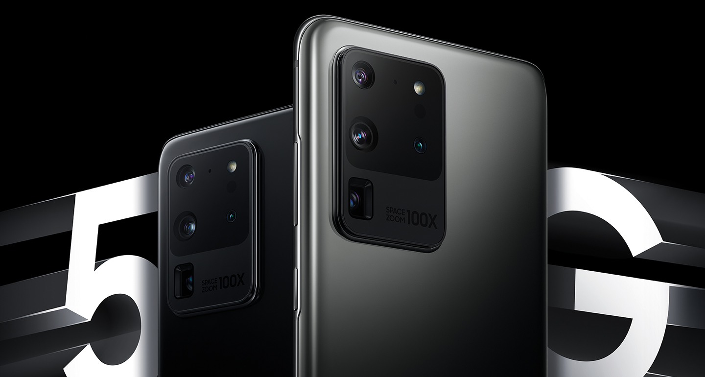 Galaxy S20, S20+ e S20 Ultra