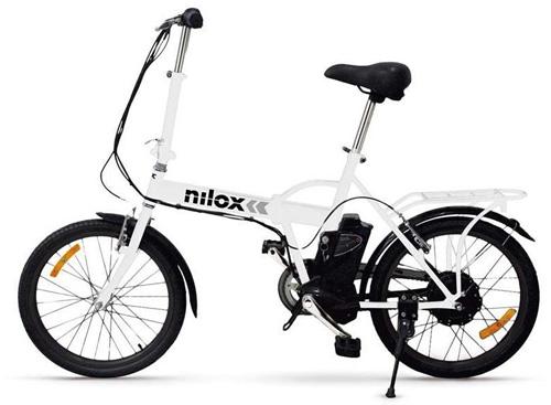 Bicicleta Elétrica Nilox X1 36V