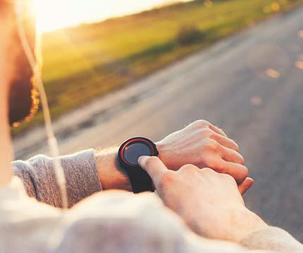 Corrida e Caminhada