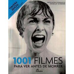 o livro 1001 filmes para ver antes de morrer