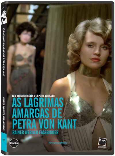 magiadoreal: Filme do Dia: As Lágrimas Amargas de Petra von Kant ...