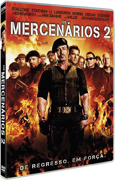 Os Mercenários 2 - Trailer