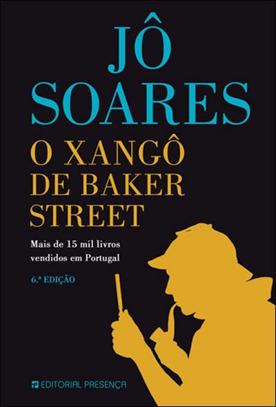 livro o xango de baker street