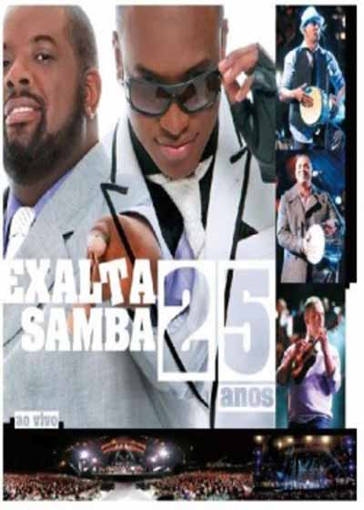 audio do dvd exaltasamba 25 anos gratis