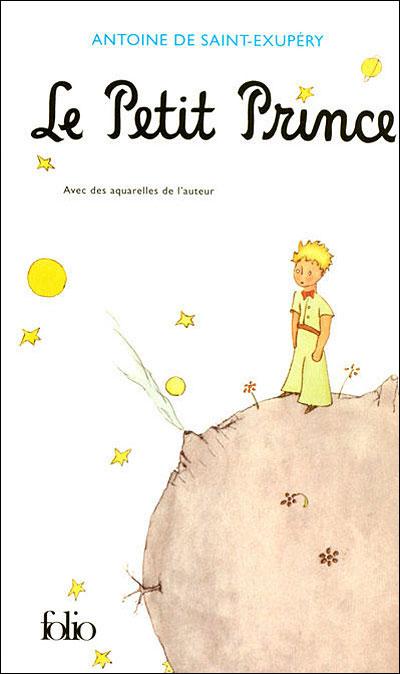 Le Petit Prince - Antoine de Saint-Exupéry - Compra Livros ou ebook ...