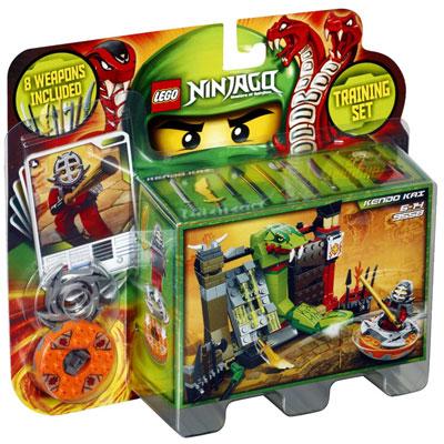 Conjunto De Treino Lego Ninjago 9558 Lego Compra Na Fnacpt