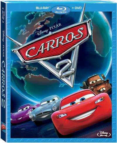 6c82ab409 Carros 2 (Blu-ray + DVD) - Walt Disney - CARROS 2 - Compra filmes e DVD na  Fnac.pt