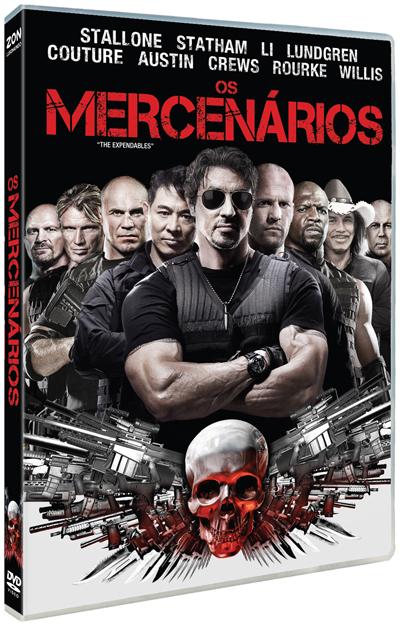 Os Mercenários Trailer