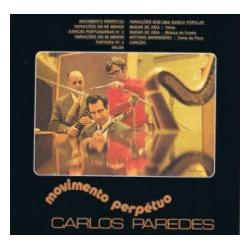 16ba061c1d9 Carlos Paredes - Movimento Perpétuo - CD Álbum - Compra música na Fnac.pt