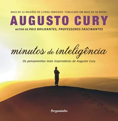 Minutos De Inteligência Augusto Cury Compra Livros Na Fnacpt