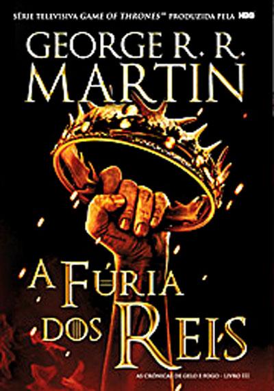 Resultado de imagem para °A Fúria dos Reis - George R.R Martin skoob