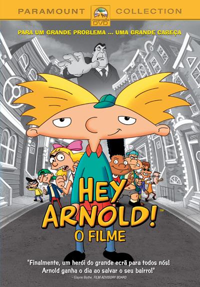 Hey Arnold! – O Filme