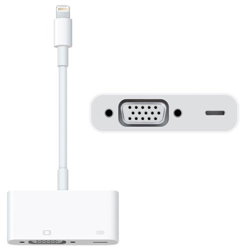 d2b495b8c5d Apple Adaptador Lightning de VGA para iPad - Acessórios Tablet - Compra na  Fnac.pt