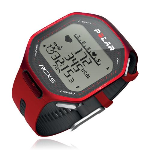54033b6b032 Polar Relógio RCX5 Multisport GPS G5 Corrida   Multidesporto (Vermelho) -  Relógios Desporto - Compra na Fnac.pt