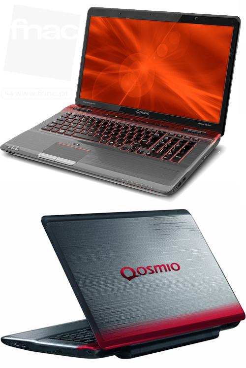 Toshiba Qosmio X770 Intel PROSet/Wireless XP