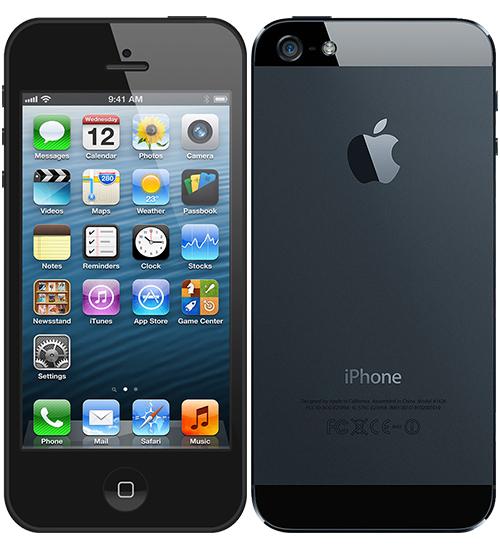 bf867ca78 Apple iPhone 5 - 16GB (Preto) - iPhone - Compra na Fnac.pt