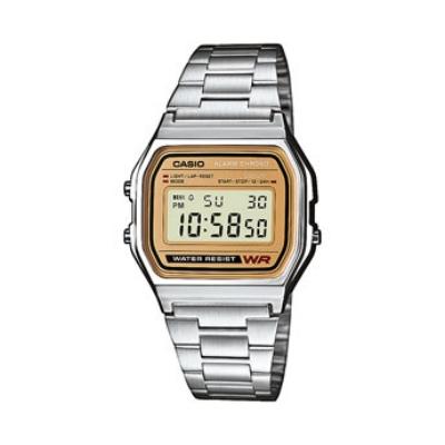 051ad1c3ccc Casio Relógio Collection A158WEA-9EF (Prateado Dourado) - Relógio - Compra  na Fnac.pt