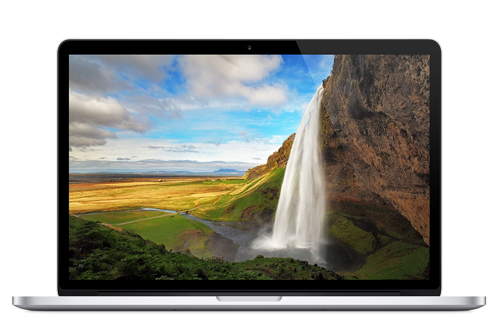macbook pro écran retina
