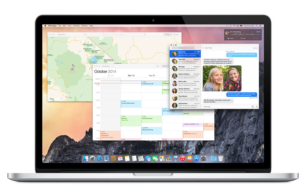 macbook os X