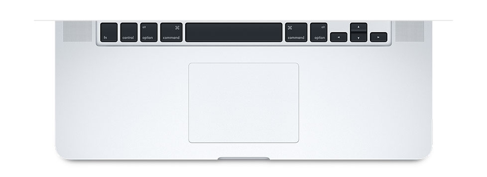 trackpad macbook pro Force Touch