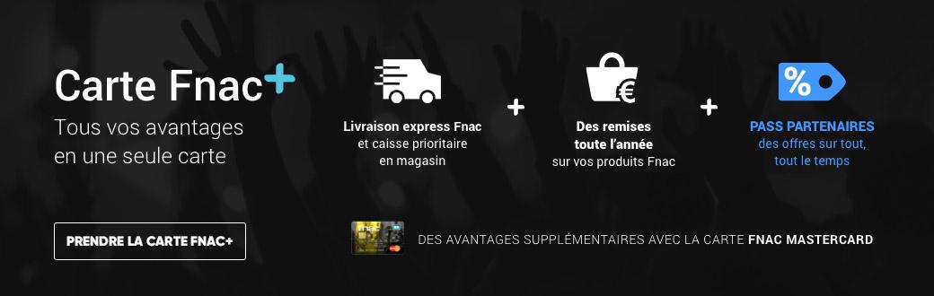 Carte Conforama Gratuite.Carte Adherents Fnac Nos Cartes Et Avantages Club Fnac Com