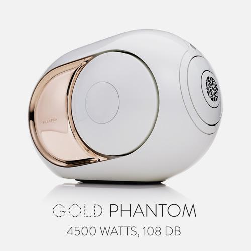 Devialet Gold Phantom