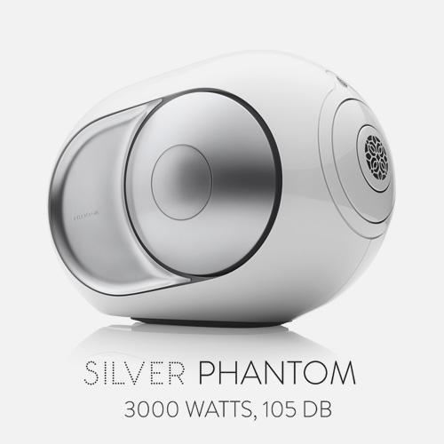 Devialet Silver Phantom