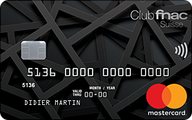 visuel carte  Mastercard