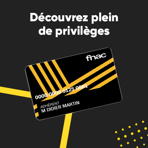 Carte Club Fnac, découvrez plein de privilèges